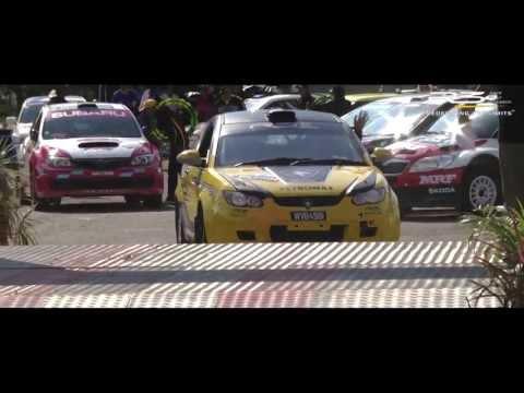 Proton R3 at 2013 Malaysian Rally Championship