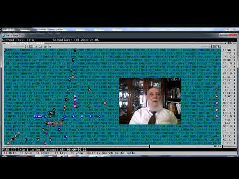 GREAT SIGN  OF COMING OF THE MESSIAH  bible code  Glazerson