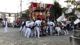 住吉神社(東嶋) 秋祭り