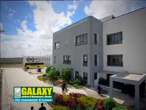 Galaxy Institute of Management video cover1