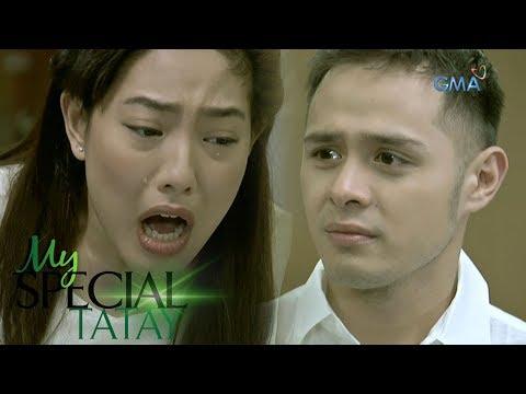 My Special Tatay: Ang nakaraan nina Aubrey at Gardo   Episode 122