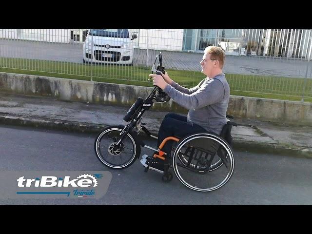Tri ride tri Bike manual Video
