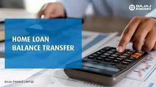 Home Loan Balance Transfer | Bajaj Finserv