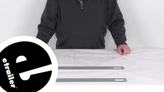 etrailer | Review of Jif Marine Dock Accessories - Backing Plates for Dock Ladders - JIF59FR