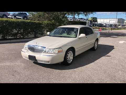 2006 Lincoln Town Car (CC-1432987) for sale in Palmetto, Florida