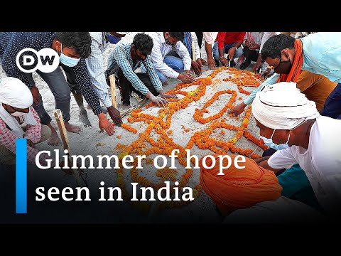 India's COVID cases decline but crisis far from over | DW News