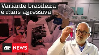 'Estamos dando toda a oportunidade de o vírus sobreviver e se adaptar ao nosso organismo'
