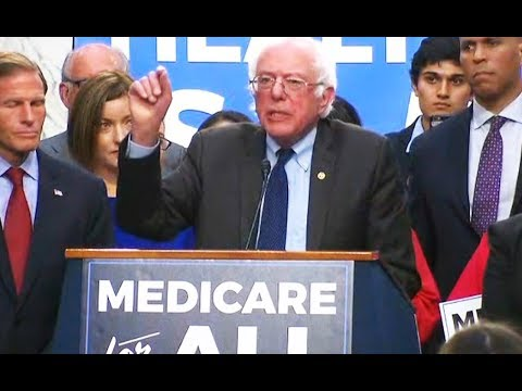 Fifteen Democrats Back Bernie's Medicare For All Bill. Do They Mean It?