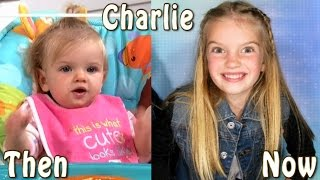Good Luck Charlie ★ Then And Now