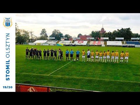 Bramki z meczu Olimpia II Elbląg - Stomil II Olsztyn 1:2