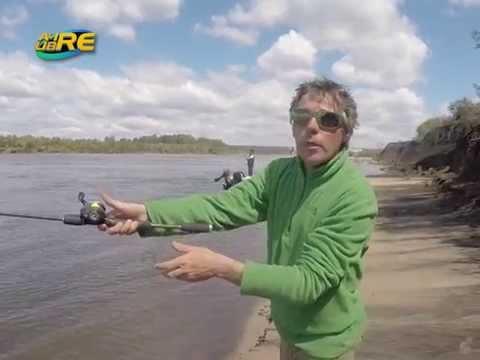 Pesca deportiva Río Negro Represa Palmar Uruguay  01