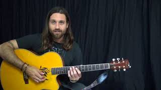 Around The World - Red Hot Chili Peppers - Guitar Lesson