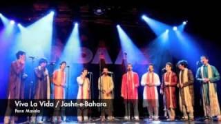 Viva La Vida / Jashn-e-Bahara - Penn Masala (Cover