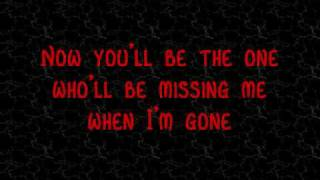 Bayside - Count The Score (DEMO!) (Lyrics)
