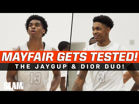 Josh Christopher & Dior Johnson GET TESTED in INTENSE MAYFAIR GAME!