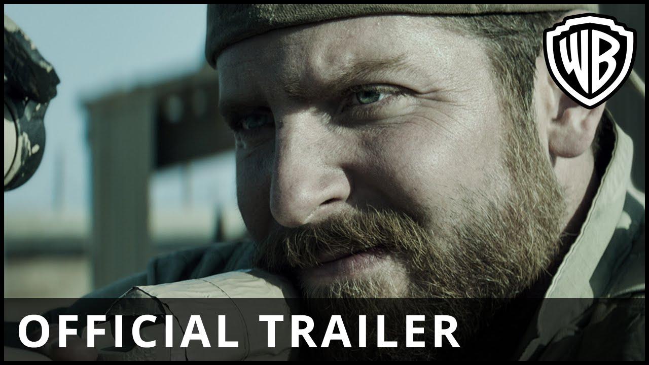 Movie Trailer:  American Sniper (2014)