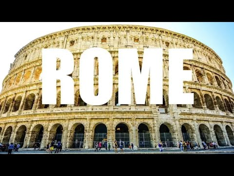A Tour of ROME, ITALY: The Most Incredible City in Europe