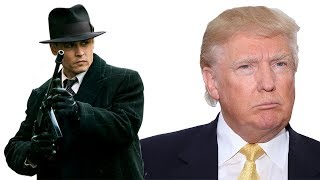 Johnny Depp Jokes About Assassinating Donald Trump