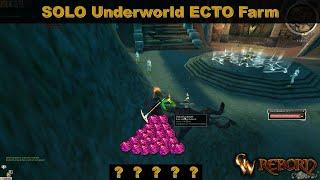 Guild Wars 2020 Ecto SOLO Farm In The Underworld