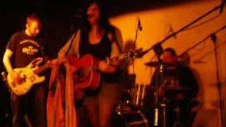 Andrea Glass - North Wind - The Grapes - 26.10.08