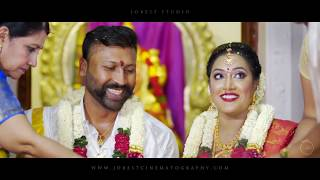 GopiKrishnan + AnuRatha- Cinematic Wedding Highlight by Jobest