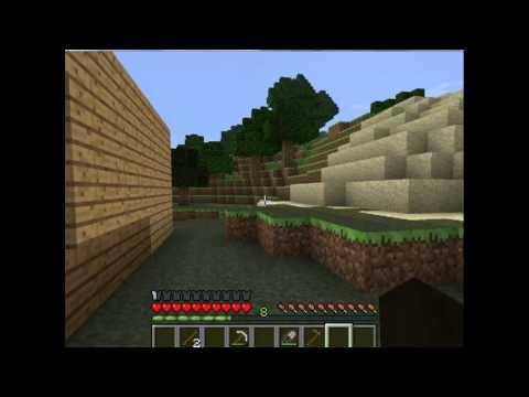 minecraft: como hacer  picas,hachas,palas,espadas y ozes en minecraft