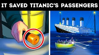Titanic's Passenger Saved 28 People with Her Walking Stick