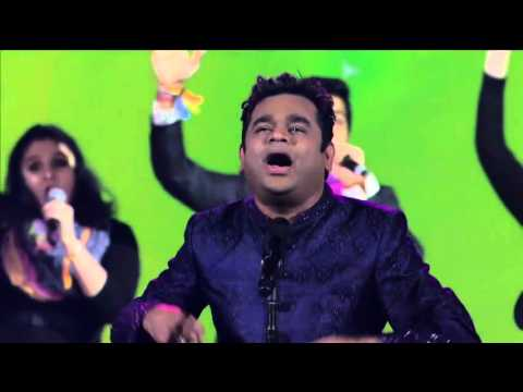 A. R. Rahman Playing Music Jai Ho (song), Without Instruments. An Unbelievable Concert At CES 2016 Maango Download