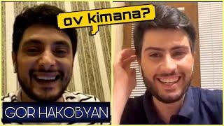 Գրիգ Գևորգյան - Ով Կիմանա Live #5 - Գոռ Հակոբյան