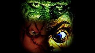 Chucky vs. Pinocchio vs. Leprechaun scena fight (remaster)