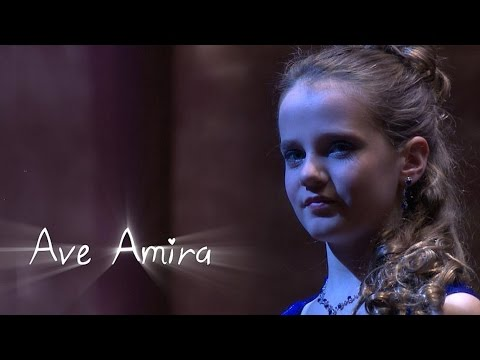 Avé Amira A Preteen with a Passion - YouTube