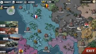 World Conqueror 3 Poland 1950 conquest world Part 1