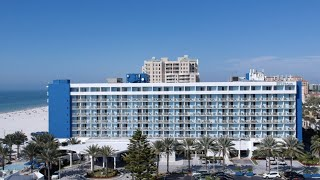 Hilton Clearwater Beach Resort - Americas #1 Beach 2020 FULL HOTEL TOUR + PROS AND CONS
