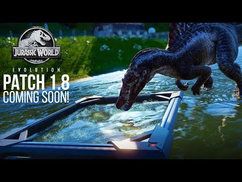 SUMMER UPDATE RELEASE DATE! & PAID DLC COMING | Jurassic World: Evolution Update