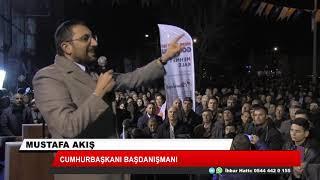 Cihanbeyli'de AK Parti coşkusu