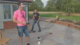 FPV Droning Day 56 - Siam vs wins?!