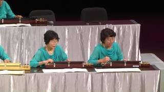 第25回コンサートin宮崎 「桃色吐息」 大正琴演奏