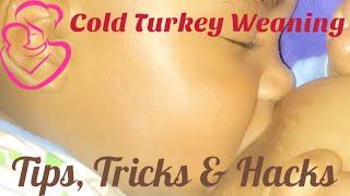 How to wean your baby off breastfeeding | COLD TURKEY | CoSleeping | Chekira Willis