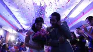 ROBBY CRISTINA Same Day Edit Wedding Video by: i-Shot Studio