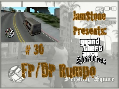 GTA SA Special Vehicle Guide Part 30 (Obtaining A FP/DP Rumpo)
