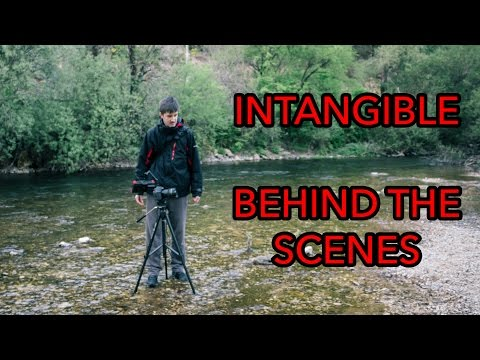 Intangible (short film) - My Rode Reel 2017 BTS