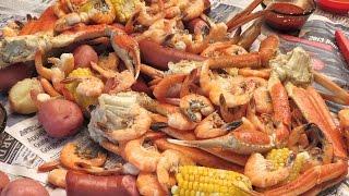 Ultimate Seafood Feast The Boil Recipe!