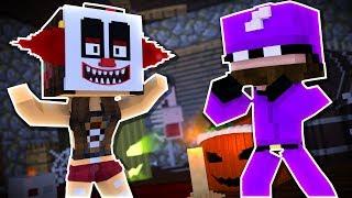 Minecraft Friends - TRICK OR TREAT !? (Minecraft Roleplay