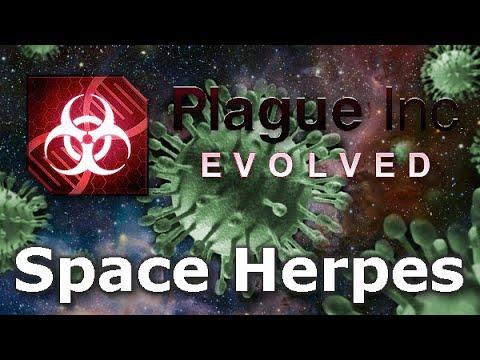Plague Inc: Custom Scenarios - Space Herpes