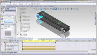 SolidWorks : Belt Movement With Path Mate