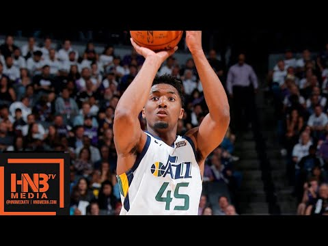 Utah Jazz vs Sacramento Kings Full Game Highlights | 10.17.2018, NBA Season
