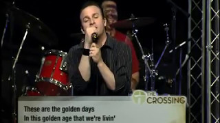 Golden Days (cover) by Drake Bell played at Calvary Church NM / The Crossing