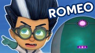 PJ Masks Full Episodes   PJ Masks Romeo Special   Superhero Cartoons for Kids