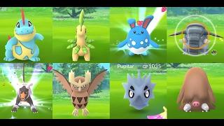 Donphan  - (Pokémon) - CATCH POKÉMON GO GEN 2 Bayleef, Croconaw,  Azumarill, Donphan, Pupitar & Noctowl