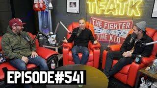 The Fighter and The Kid - Episode 541: Bert Kreischer